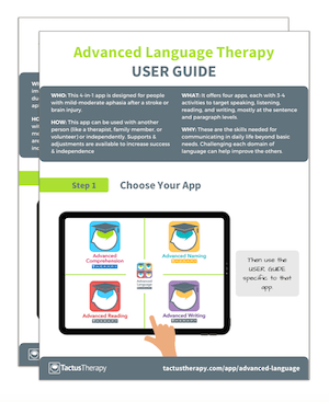 Advanced Language User Guide preview