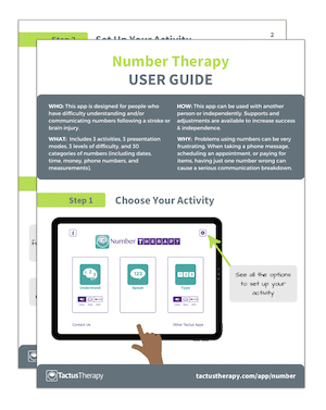 Number User Guide preview