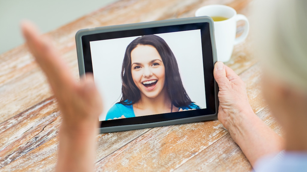 Telepractice Brings Aphasia Therapy to Your Home