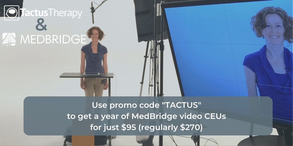 MedBridge Education offers CEU video courses for continuing education for SLPs