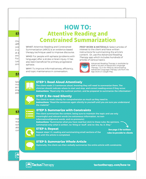 How To ARCS Attentive Reading Constrained Summarization preview